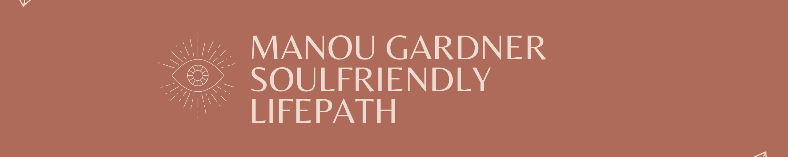 Manou Gardner Soulfriendly Lifepath